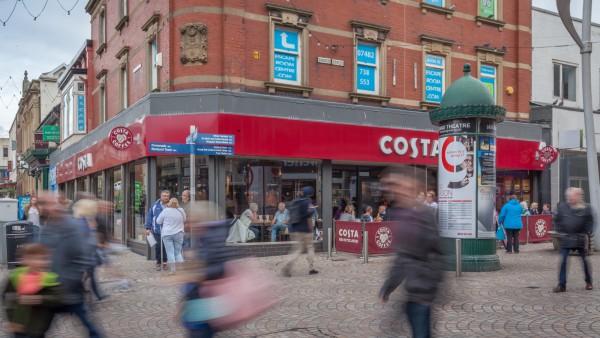 44-46 Church Street           Blackpool      FY1 1HP
