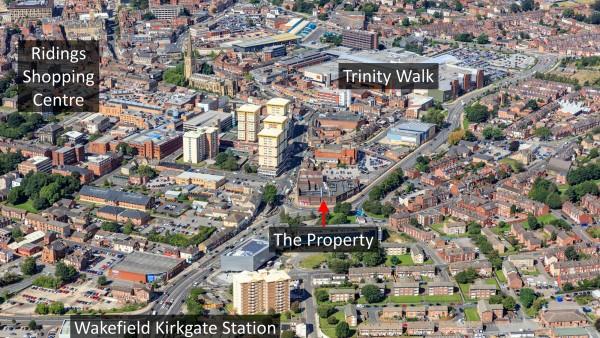 121 Kirkgate  | |  |  | Wakefield  |  | WF1 1JG