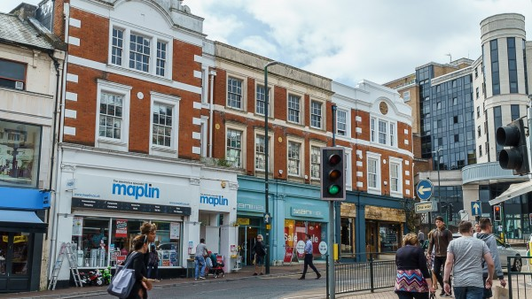 102, 104 & 106 Commercial Road | |  |  | Bournemouth | | BH2 5LR