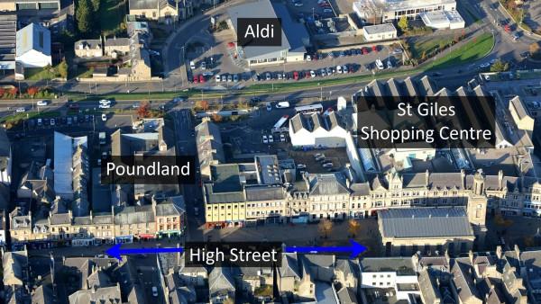 161-163 High Street | |  | | Scotland | Elgin | | IV30 1DW