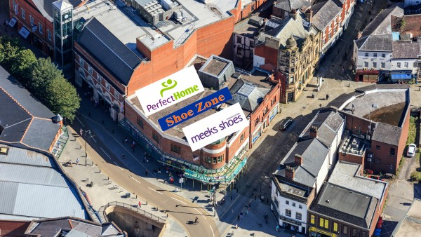 1-2 Warren Street | |  | | Cheshire | Stockport | | SK1 1UD