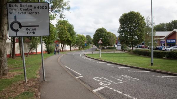 The Boulevard | | Weston Favell | |  | Northampton | | NN3 8JP