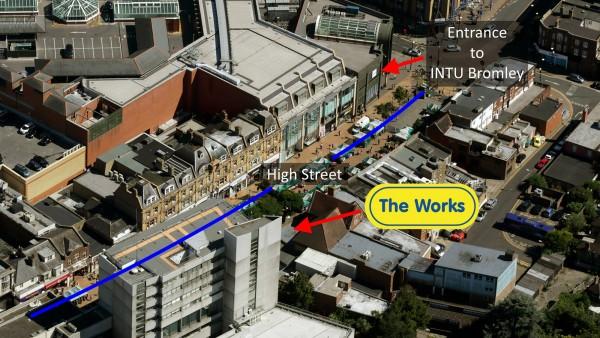 102 High Street | | Bromley | |  | London | | BR1 1EY |