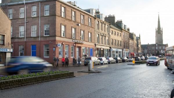 Bank of Scotland plc | | 31 High Street | |  | Montrose | | DD10 8LT
