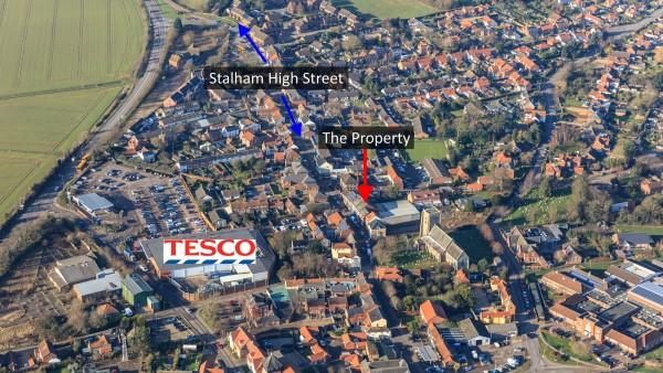 The Original Factory Shop | | 131 High Street | | | Norfolk | Stalham | | NR12 9BB