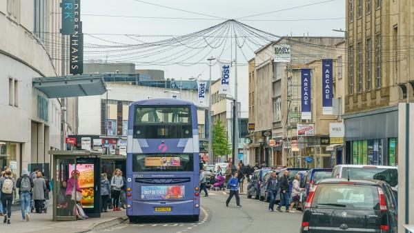 44-46 The Horsefair | |  |  | Bristol | | BS1 3JE