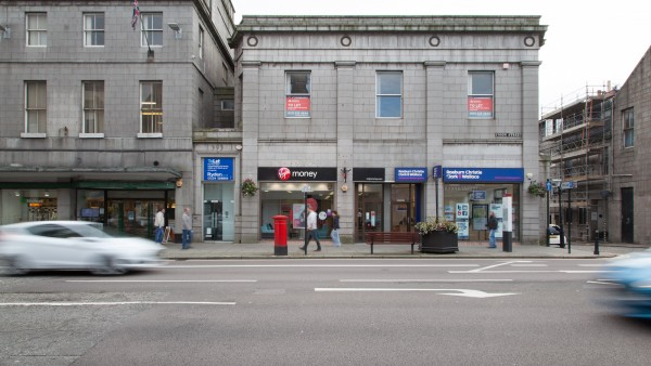 395 Union Street           Aberdeen     AB11 6BX