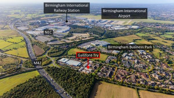 6060 Knights Court | | Solihull Parkway |  Birmingham Business Park | |  | Birmingham | | B37 7WY