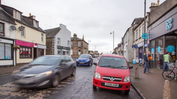 8 High Street | |  |  | Stewarton | Scotland | | KA3 5AA