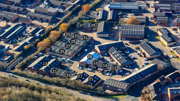 Units 12-39 Redhills Industrial Estate | | South Woodham Ferrers | |  | Chelmsford | | CM3 5UL