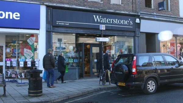 Waterstones, 37 London Road | |  |  | East Grinstead  | | RH19 1AW