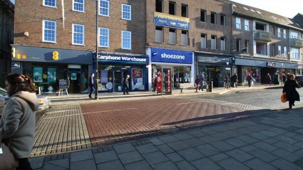 Shoe Zone, 39 London Road | |  |  | East Grinstead  | | RH19 1AW