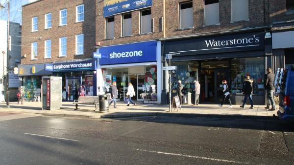 The Carphone Warehouse, 41 London Road | |  |  | East Grinstead  | | RH19 1AW