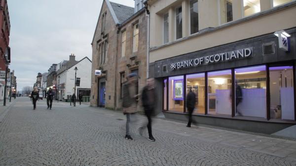 Bank of Scotland plc | | 62/64 High Street | |  | Fort William | | PH33 6AE
