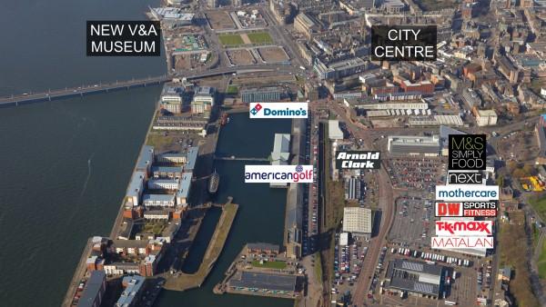 Unit 13 | | City Quay | Camperdown Street | |  | Dundee | | DD1 3JA