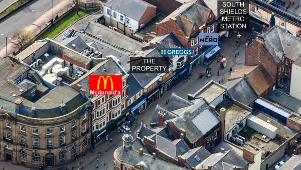 9-13 King Street | |  | | Tyne & Wear | South Shields  | | N33 1DA
