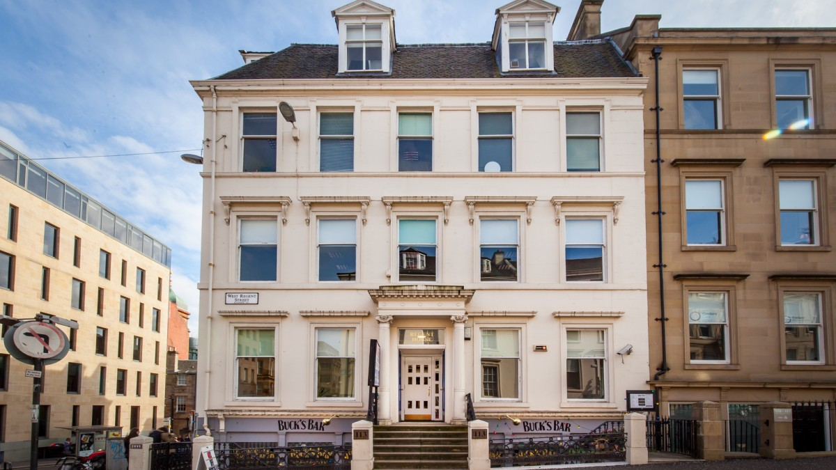 glasgow city centre mixed use opportunity singer vielle sales