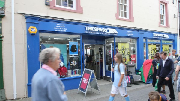 24 Bridge Street | |  | | Pembrokeshire  | Haverfordwest | | SA61 2AD