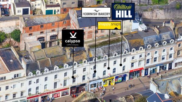 Cornish Bakery | Unit 3 | | 42-44 Fleet Street | | | Devon  | Torquay  | | TQ2 5DW