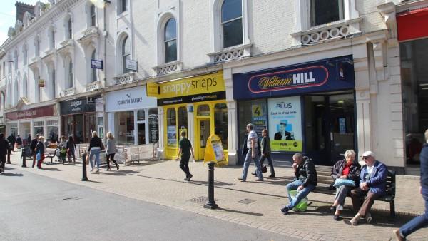 William Hill | Unit 1 | | 42-44 Fleet Street | | | Devon  | Torquay | | TQ2 5DW