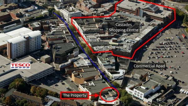 250/252 & 254 Commercial Road | |  |  | Portsmouth | | PO1 1EW