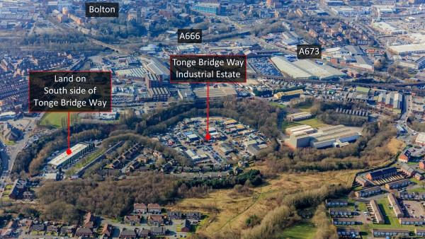 Tonge Bridge Industrial Estate | | Tonge Bridge Way | |  | Bolton | | BL2 6BD