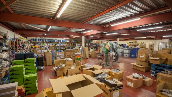 The Original Factory Shop   The Gill   Ulverston           Cumbria      LA12 7BN