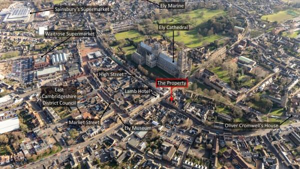Ely Cambridgeshire retail property investment CB7 4EN