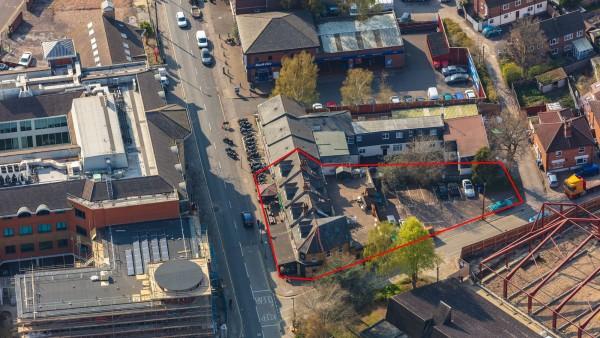 Woking Surrey property investment GU21 6LJ