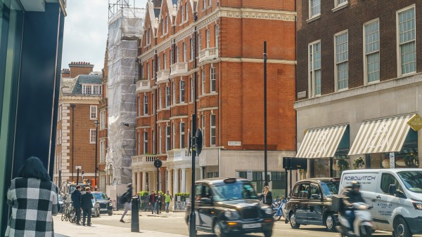 lMayfair, London property office investment W1K 7JL